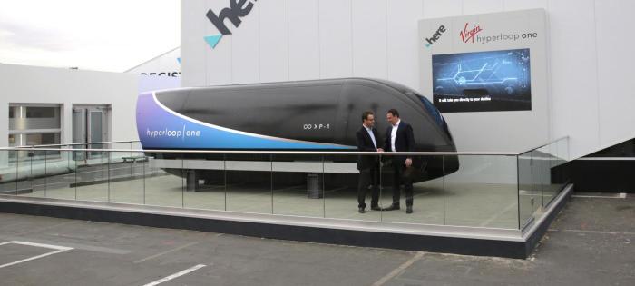 Сейчас разработкой проекта Hyperloop занимаются сразу несколько компаний. /Фото: focus.ua