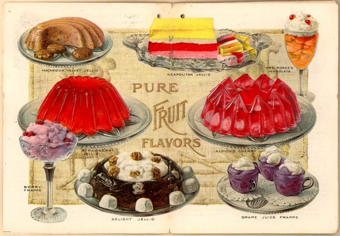 Реклама творит чуда, превращая десерт из странной сладости в любимое многими лакомство. /Фото: 2.bp.blogspot.com