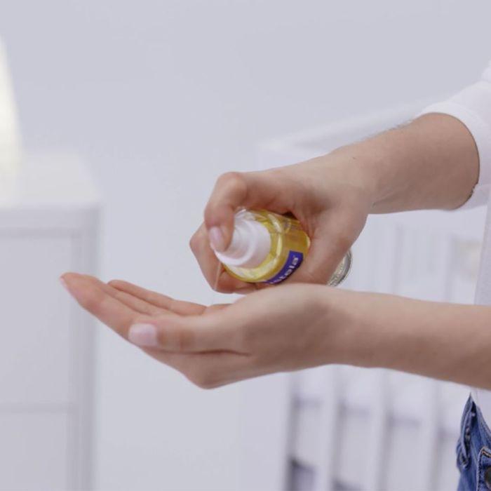 Детское масло и в хозяйстве пригодится. /Фото: mustelausa.com