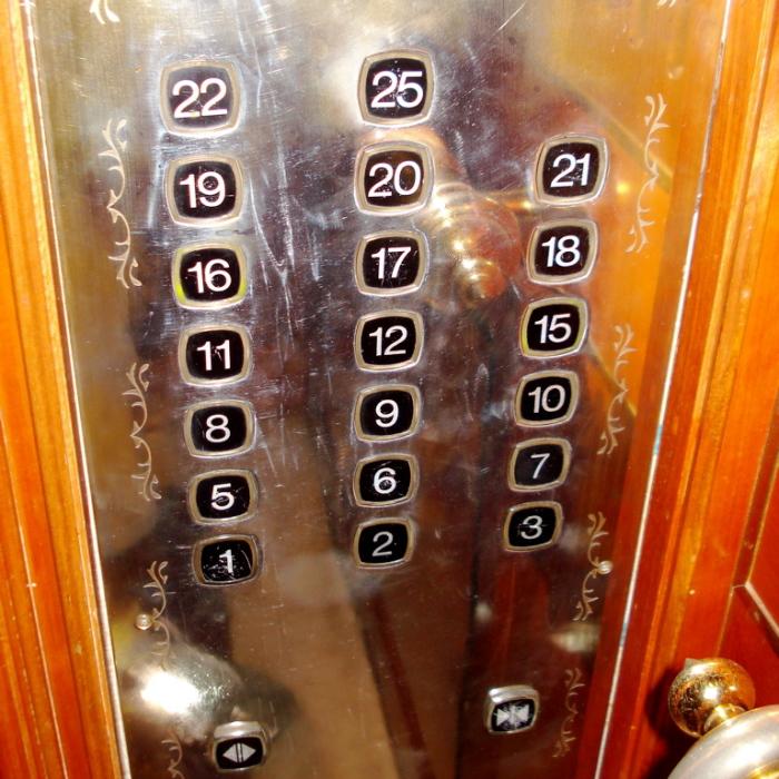 Избирательный подход к цифрам. | Фото: todayifoundout.com.