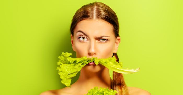 Не все вегетарианские диеты идеальны. /Фото: womensecretshealth.com