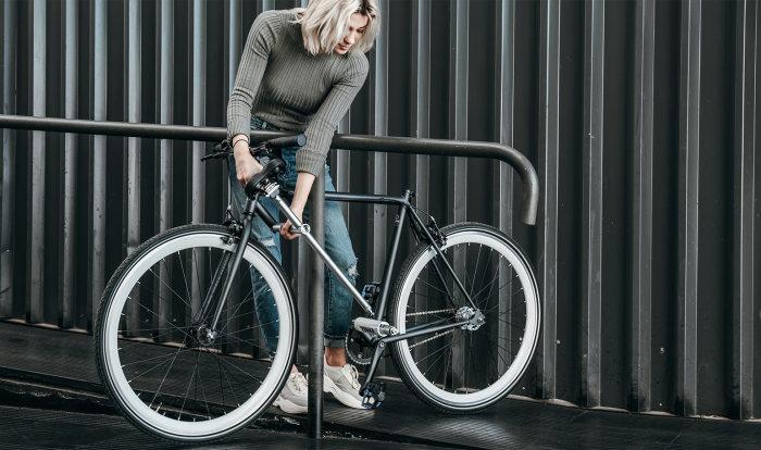 Ворам будет проще угнать другой велосипед, чем Yerka. /Фото: yerkabikes.com