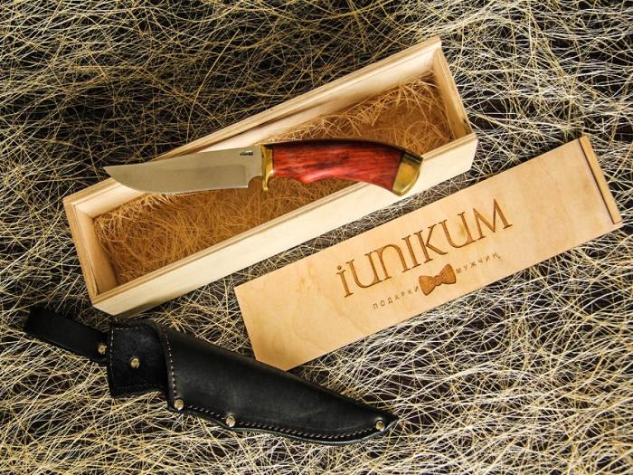 Нидерланды: дарить ножи запрещено. /Фото: iunikum.com