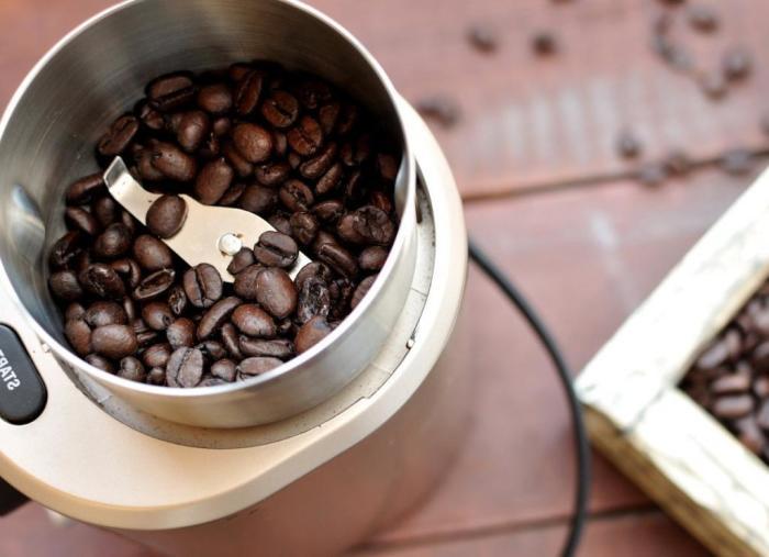 Чтобы обновить кофемолку, достаточно всего нескольких минут. /Фото: nastroy.net