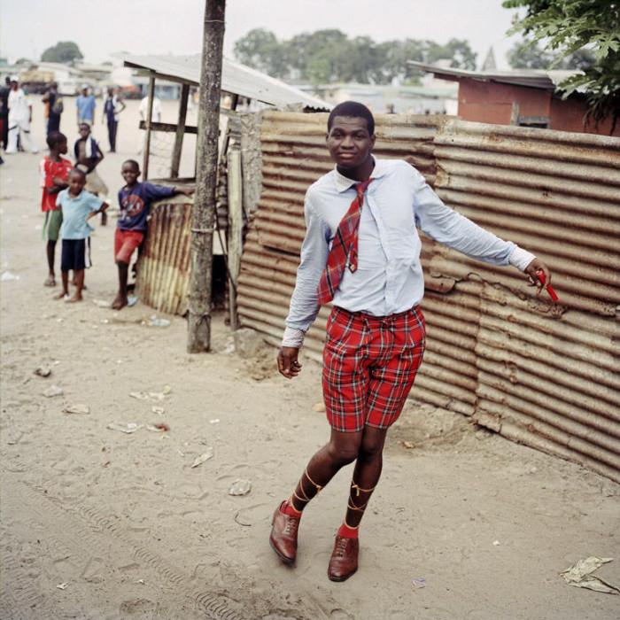 Конго имеет свой особый способ выразить расположение другому человеку. /Фото: cn15.nevsedoma.com.ua