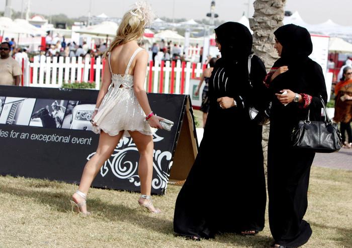 В Саудовской Аравии лучше воздержаться от экспериментов. /Фото: germanpascual.com