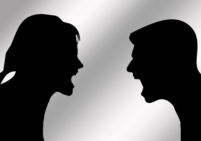 Для ссоры не было особой причины. Но иногда бывает сложно докричаться. /Фото: cdn-images-1.medium.com