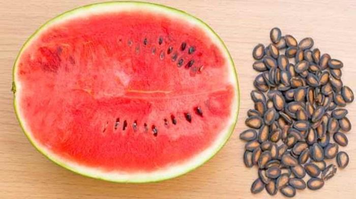 Семена арбуза не стоит выкидывать. /Фото: healthadvice365.com