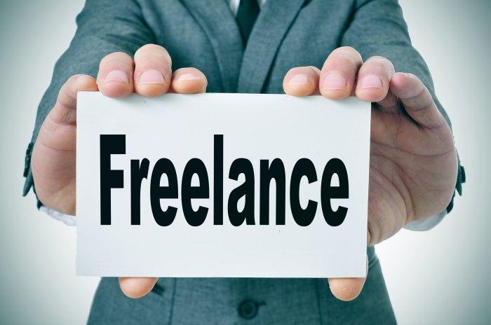 Поможет любая подработка. /Фото: succeedinfreelancing.com