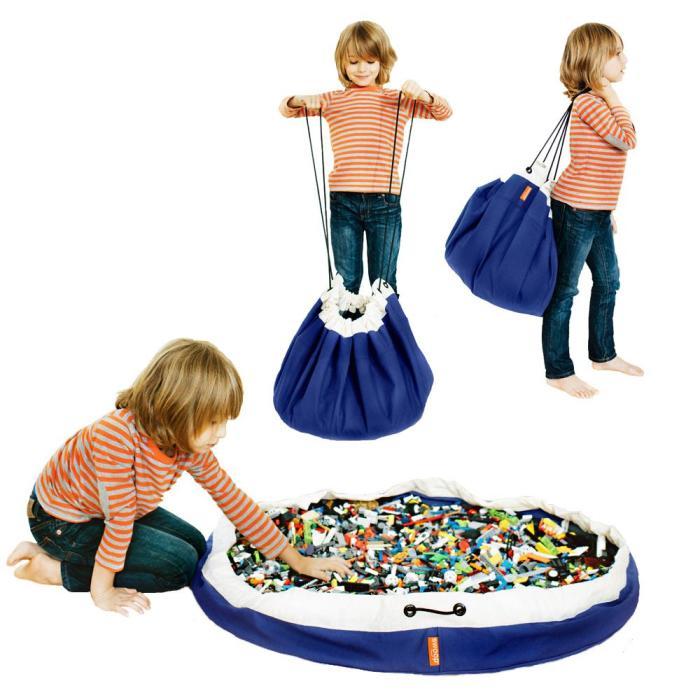 Очень удобный мешок для хранения мелких деталей. /Фото:cdn.shopify.com