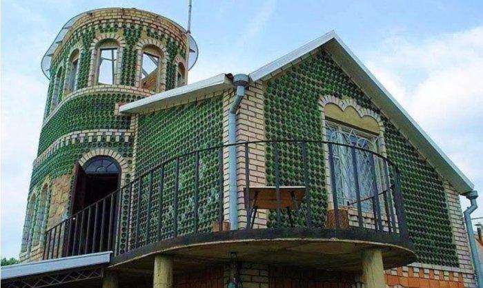 Запорожский бутылочный замок. /Фото: fishki.cc