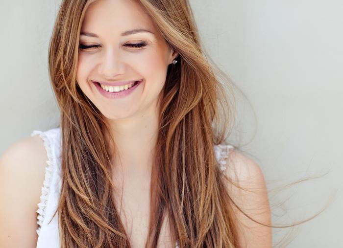 Естественная улыбка действует как магнит. /Фото: focus.ua