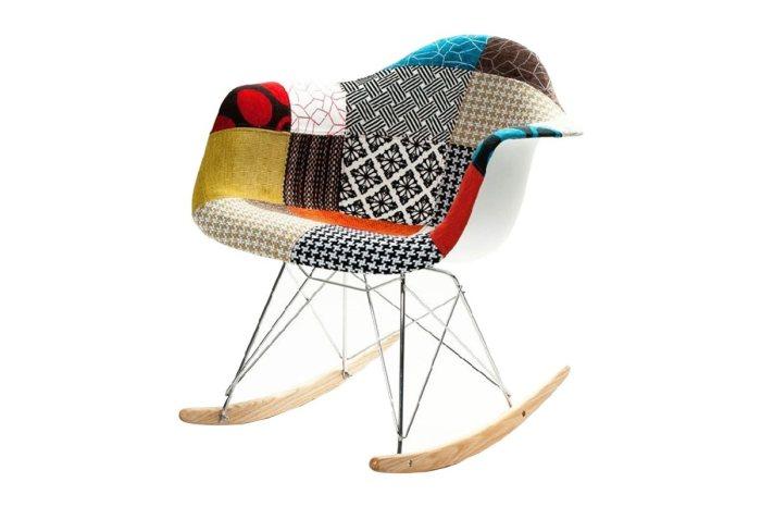 Кресло, обновленное своими руками. /Фото: img-fotki.yandex.ru