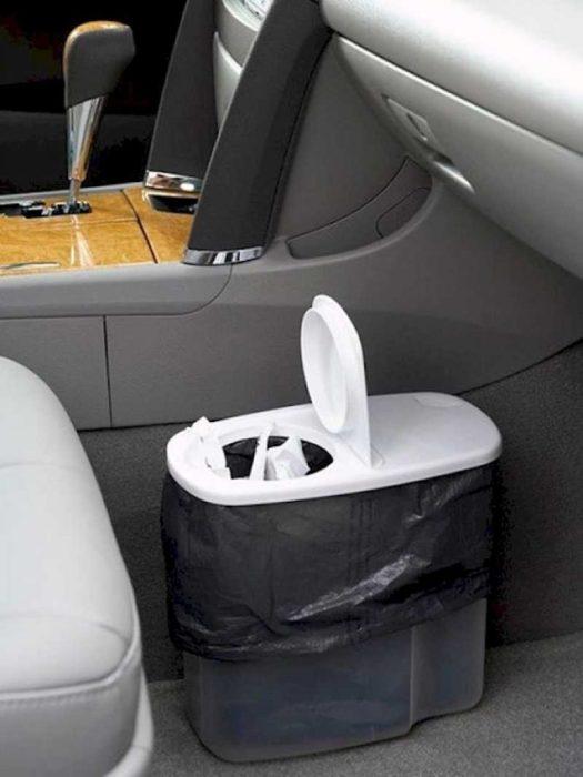 Пусть мусор будет только в одном месте. /Фото: carsbytes.com