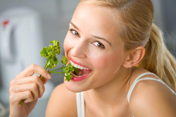 Петрушка полезна не только от перегара, но и для общего здоровья организма. /Фото: t1.aimg.sk