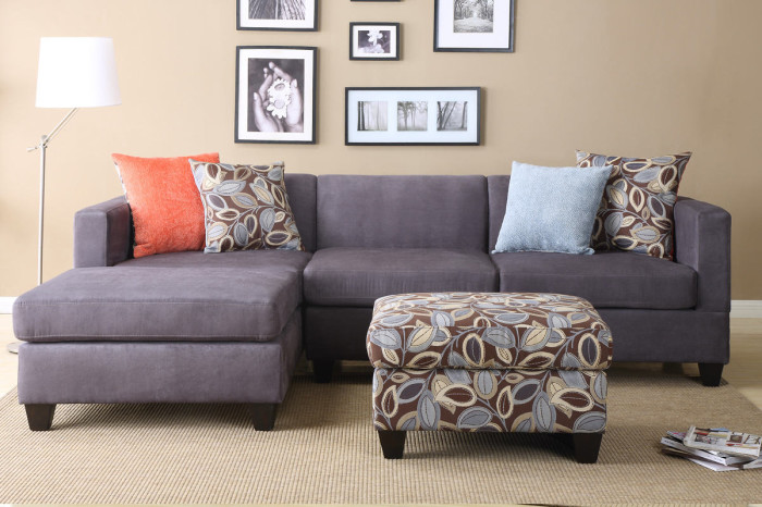 Хороший пример расположения дивана. /Фото: roomble.com