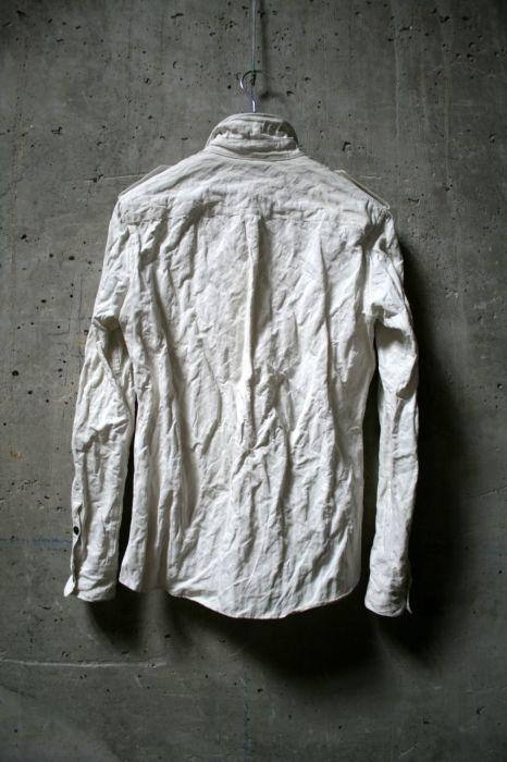 Отпарить такую рубашку без техники - реальность. /Фото: mksiemionko.files.wordpress.com