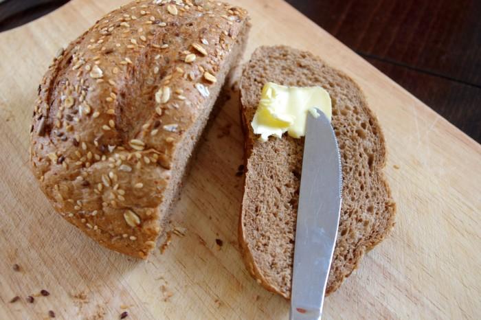 Был хлеб, а стал сухарик. /Фото: politeka.net