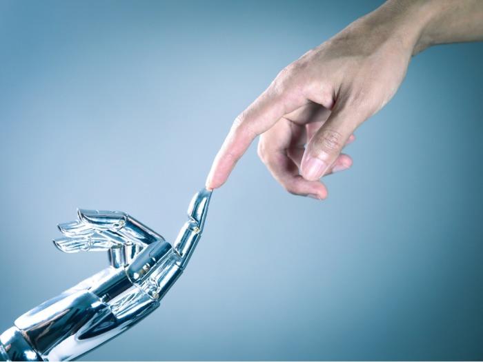 Роботизированное будущее уже ближе, чем ты думаешь. /Фото: cfoinnovation.com
