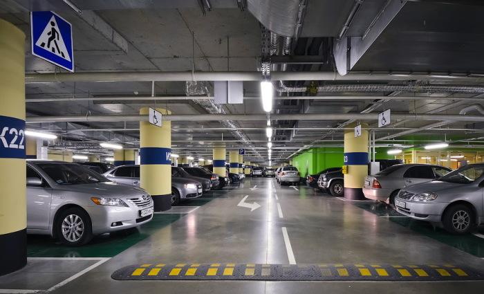 Фото места парковки избавит от блуждания с тяжелыми пакетами. /Фото: portuguese.alibaba.com