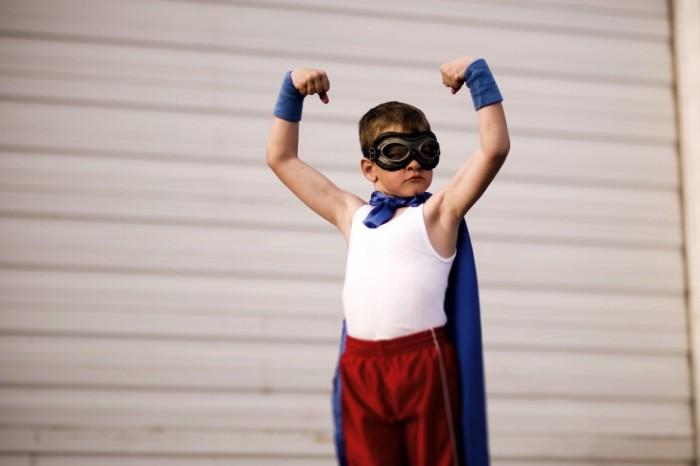 Почувствуй себя суперменом! /Фото: larisaparfenteva.ru