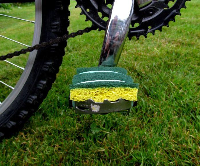 Теперь ехать можно босиком — комфортно и свежо. /Фото: cdn.instructables.com