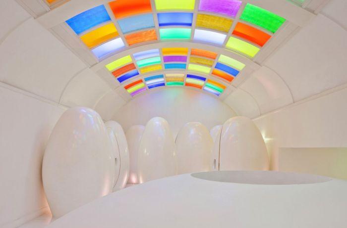 Туалет из будущего. /Фото: gq-images.condecdn.net
