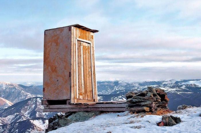 Сибирь — край суровых людей. /Фото: i.pinimg.com