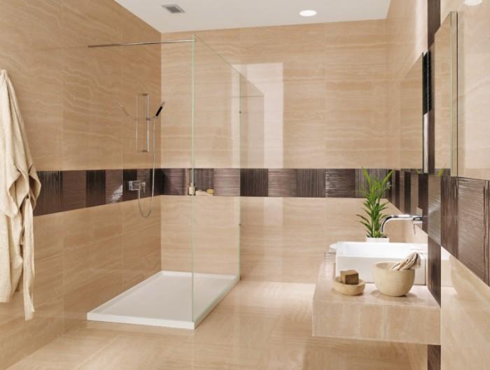 Заботимся о чистоте, как большенство из нос привыкло говорить, ванной комнаты. /Фото: www.usualhouse.com