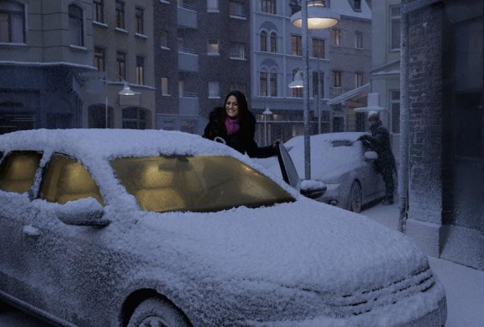 Зимний пуск - настоящее испытание для аккумулятора. Фото: drive.ru
