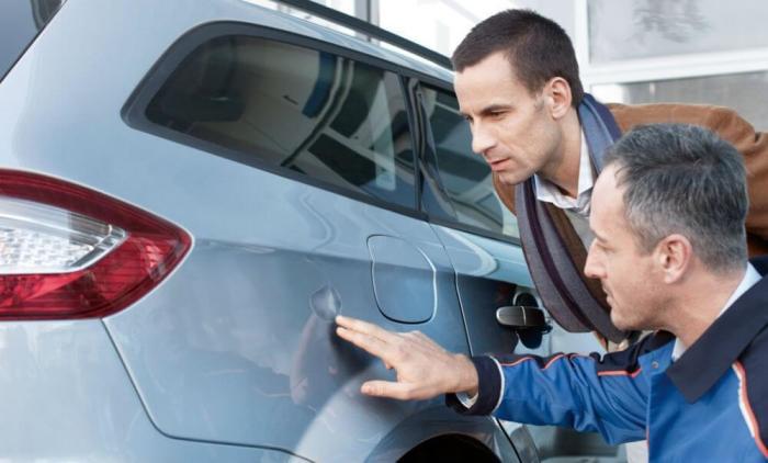 Возьмите с собой на осмотр знакомого, который разбирается в машинах. | Фото: smotri-dtp.ru