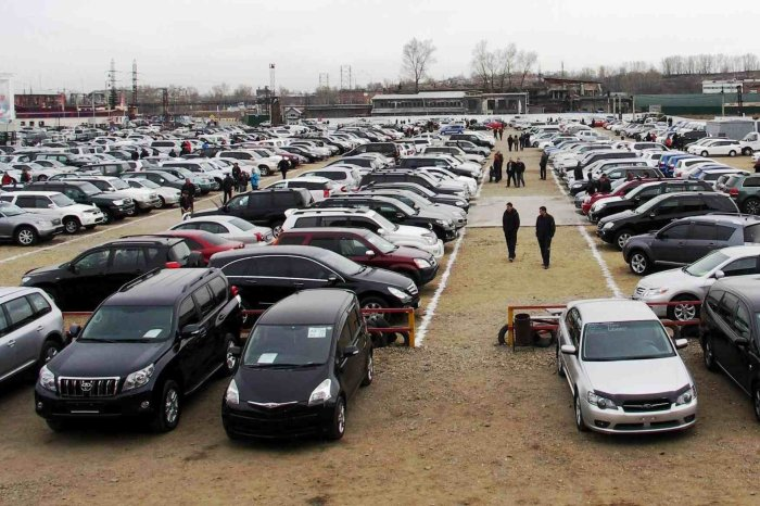 Современные способы продажи авто гораздо цивилизованнее. | Фото: versiya.info
