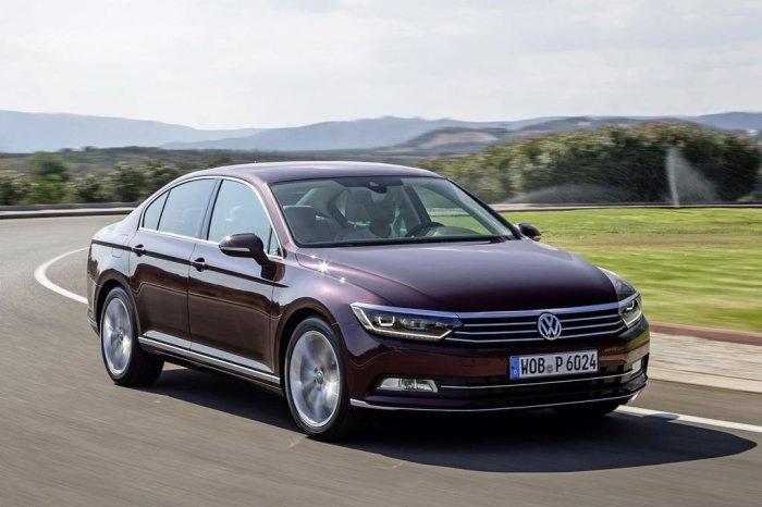 Volkswagen Passat в новом поколении получил еще более солидную внешность, под стать другим автомобилям марки.