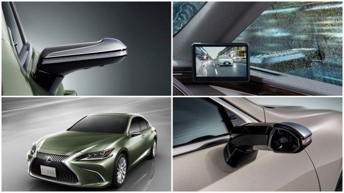 Первой ласточкой с такой системой стал Lexus ES седьмого поколения. | Фото: vladtime.ru