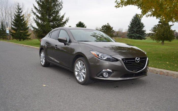 Mazda3 меньше других теряет в стоимости в С-классе.   Фото: i.gaw.to