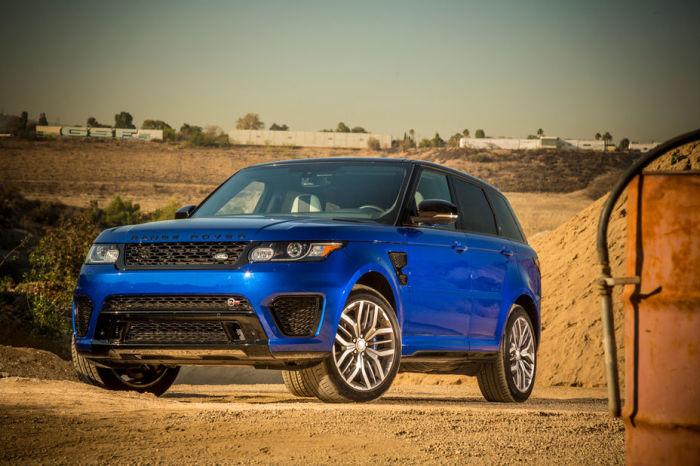 Как только дело дойдет до езды вне дорог, тут Range Rover возьмет свое. |  Фото: pedal.ir