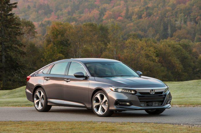 Honda Accord – это машина в первую очередь для водителя.