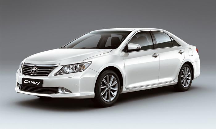 Toyota Camry пользуется уважением как у автолюбителей, так и у угонщиков.