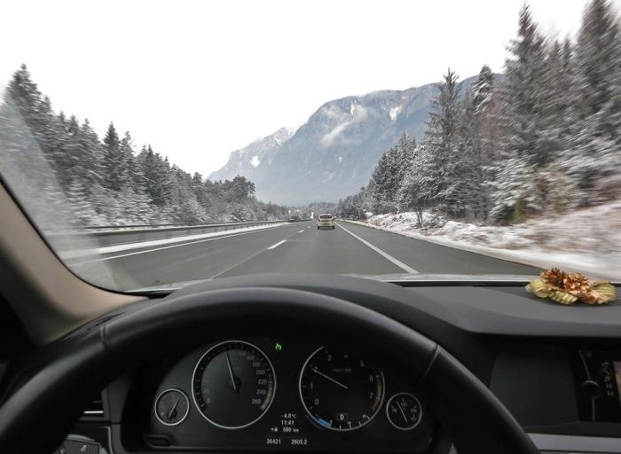Залог как скорости и комфорта, так и профессионализма за рулем – плавность. | Фото: bmwсlub.com