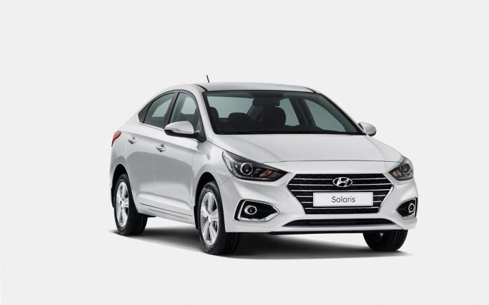 B последние годы Hyundai Solaris cтановится все популярнее. | Фото: Hyundai.ru