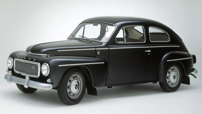 Впервые трехточечные ремни безопасности появились на Volvo PV 544 в 1959 году. | Фото: infocar.ua