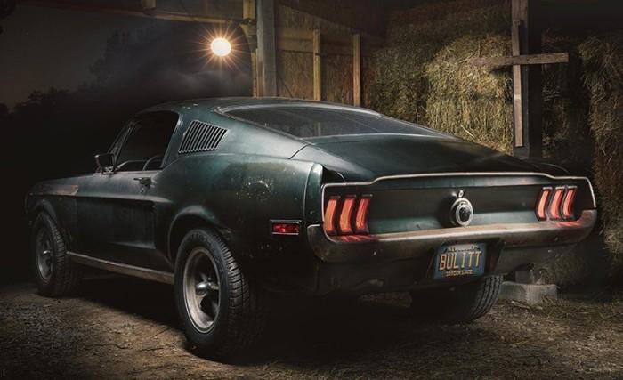 После того, как Шон Кирнан рассказал Кейси Уоллесу об уникальной машине, которая стоит у него в гараже начался процесс восстановления. | Фото: caranddriver.com