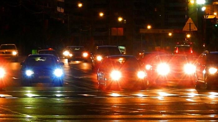 Самая большая проблема ночной езды – плохая видимость. | Фото: drive2.ru