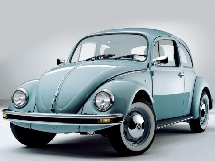 Volkswagen Beetle – самый массовый автомобиль в истории.   Фото: ru.autopedia.wikia.com