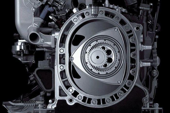 Двигатель Ванкеля имеет более высокий показатель мощности, чем его поршневые «собратья». | Фото: yahoo.com