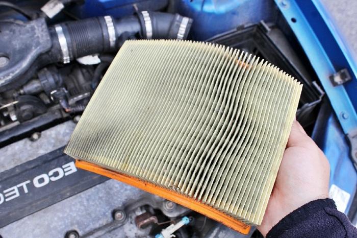 Менять воздушный фильтр нужно в указанный производителем интервал и исходя из его состояния. | Фото: umnaya-hozyaika.ru