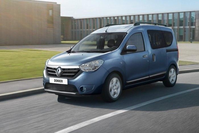 Renault Dokker уже успел себя зарекомендовать как надежный автомобиль с крепкой, непробиваемой подвеской.