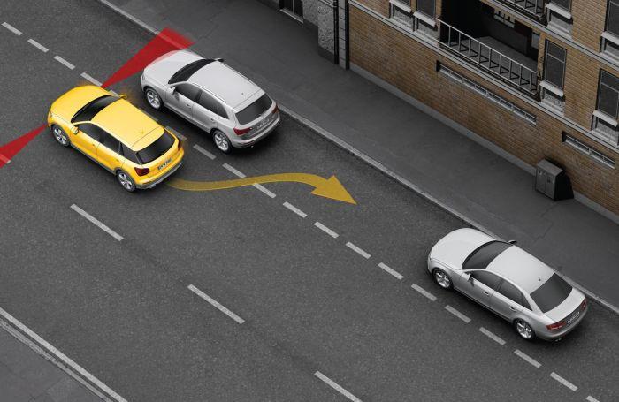 Сначала автопроизводители научили свои машины перпендикулярной парковке, а затем и более сложной – параллельной. | Фото: autodriver.com.tw