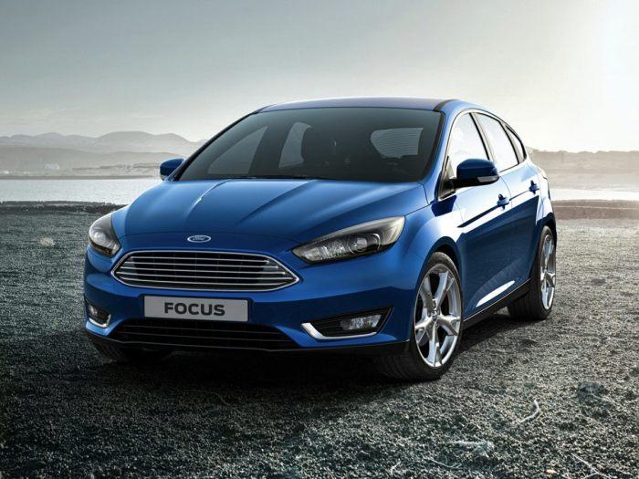 Самым распространенным автомобилем города Москва стал Ford Focus. | Фото: portorchardford.com