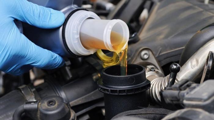 регулярная замена масла - залог здорового мотора. | Фото: pp.userapi.com